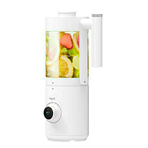 CYC Blender,Multifunctional Household Juicer Small Heating Food Supplement Machine Automatic Juice Machine,for Juice, Smoothies, Soy Milk, Rice Paste, Fish Soup, Complementary Food, Porridge