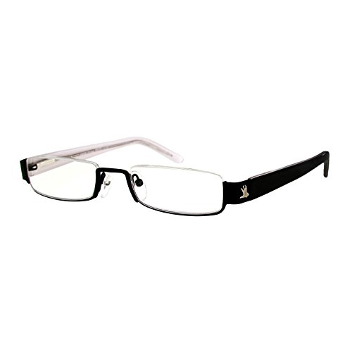 I NEED YOU Lesebrille Anna Limited / +2.50 Dioptrien / Schwarz