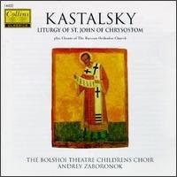 Kastalsky;Liturgy St.John