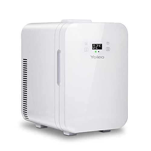 YOLEO mini Kühlschrank 10L,...