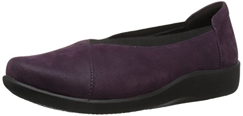 Top 10 best selling list for clarks flat purple shoes