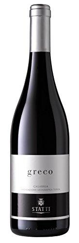 6x 0,75l - 2019er - Statti - Greco - Calabria I.G.T. - Kalabrien - Italien - Weißwein trocken