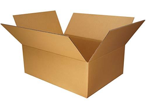 【 日本製 】 ダンボール 70サイズ 【 10枚セット 】 宅配便 引越し 梱包 収納 段ボール 箱 (33×25×13 cm) dB2-10