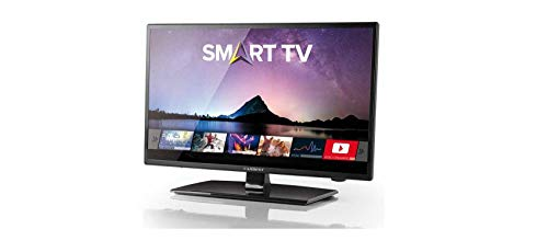 Carbest 12V Smart LED TV 32 Zoll - Full HD, WiFi, Android, Caravan, Fernseher