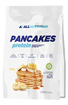 All Nutrition Pancakes Protein Dietary Supplement, Vanilla