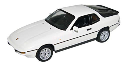 Schuco 452629400 Porsche 924 S, modelauto, 1:87, wit