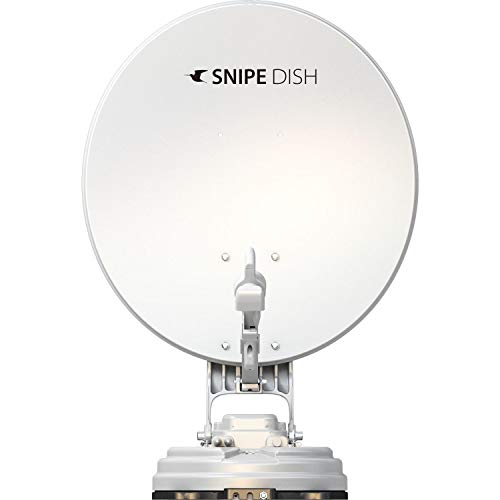 Selfsat Snipe Dish 65 Sat-Anlage, weiß, 1 Ausgang