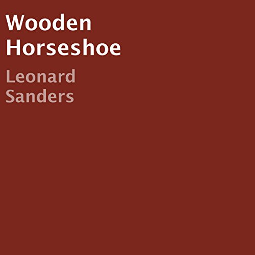 The Wooden Horseshoe  By  cover art