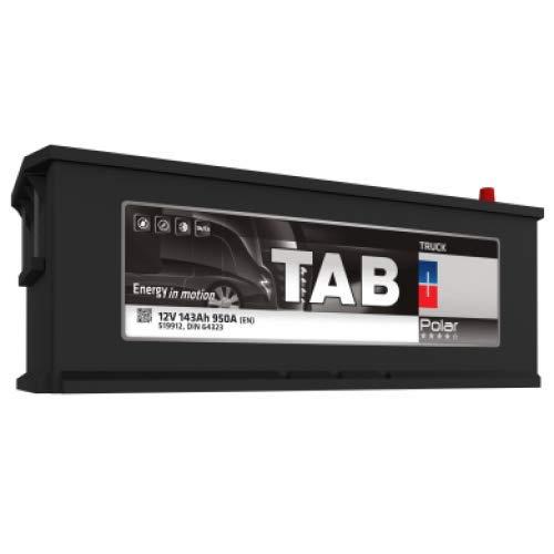 Tab batería Polar Truck tr14mf d14d/Mac 12012V 135Ah 850Amps (en)