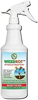 WeedRot Natural Weed Killer RTU 32 oz