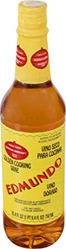 Edumundo Golden Cooking Wine, 25.4 oz