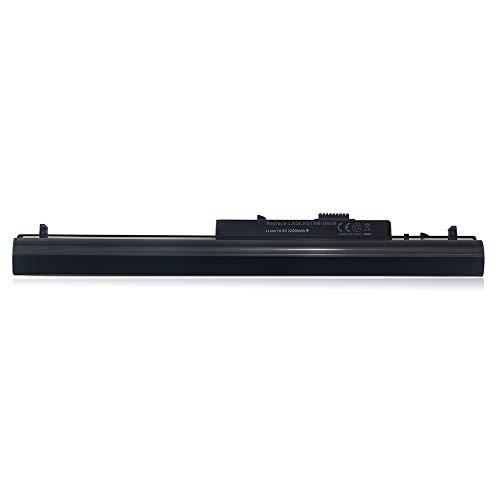 Exxact Parts SolutionsLaptop Battery for LA04 LA04DF 728460-001 728248-851 HSTNN-IB5S HSTNN-YB5M for HP 248 G1 340 G1 HP Pavilion 15-N034SA 15-N070SA 15-N090SA 15-N266SA 15-N267SA [14.8V 2200mAh]