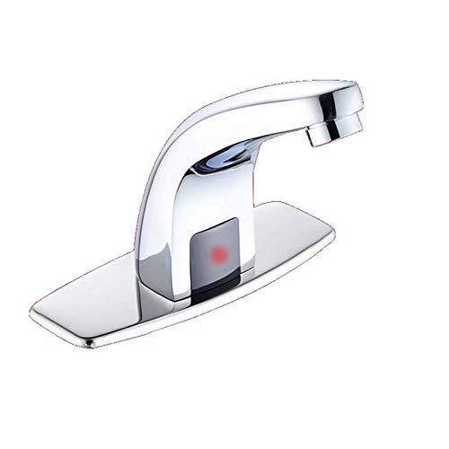 Grifo GiratorioGrifo De Agua Eléctrico De Ahorro De Agua Con Sensor Infrarrojo...