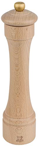 Peugeot Hostellerie 8.75 Inch Pepper Mill, Natural