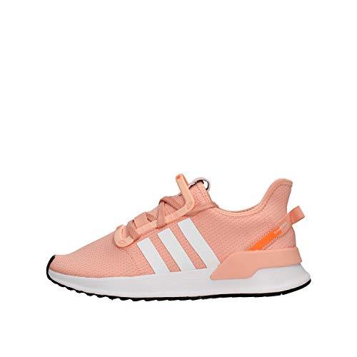 Adidas U Path Run J Kinderschuh Glow Pink White Hi-Res Coral 38.5