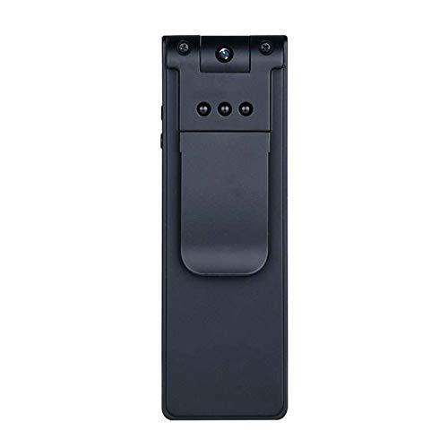 Baige Mini cámara, grabadora de Voz Digital Micro cámara, 1080P HD para Interiores/Exteriores, grabadora de Voz, cámara DVR con espía Oculta, (la Tarjeta SD no Contiene)