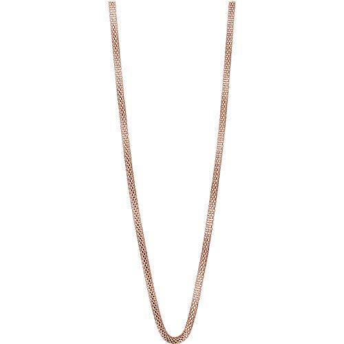 BERING Halskette für Damen in silber | Twist & Change | 423-30-500