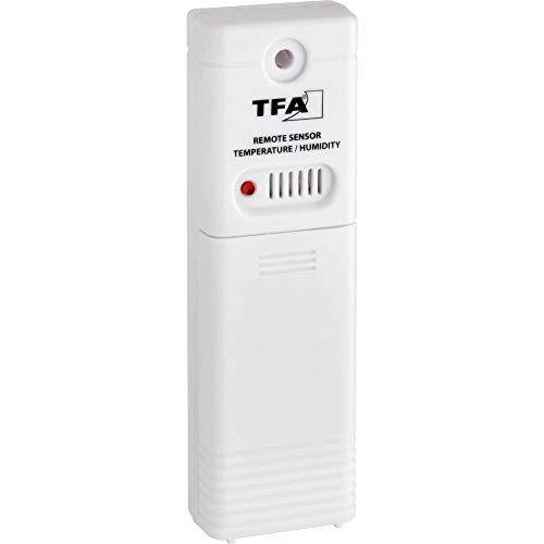 Thermo-Hygrosender Kat.-Nr. 30.3221.02 Zusatzsender TFA Dostmann