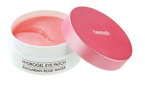 heimish - Parches oculares de hidrogel, agua de rosa de Bulgaria (1,4 g x 60)