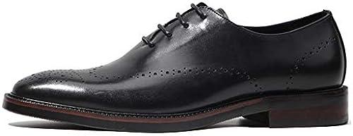 Herren Brogues Handmade Formale Schuhe Schnürschuhe Oxfords Vintage Casual Herren Business Schuhe Hochzeit Kleid Schuhe