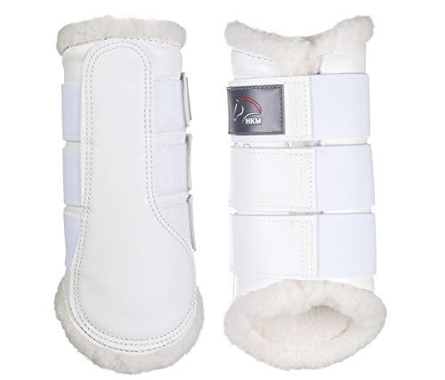 HKM Gamaschen -Comfort-, weiß, L