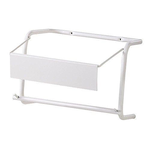 Maurer 2670072 - Soporte rollo papel industrial para pared