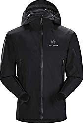 Arc'teryx Beta SL Hybrid Jacket Men's (Black, X-Small)