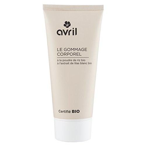 Avril Gommage Corporel Certifié Bio 200 ml