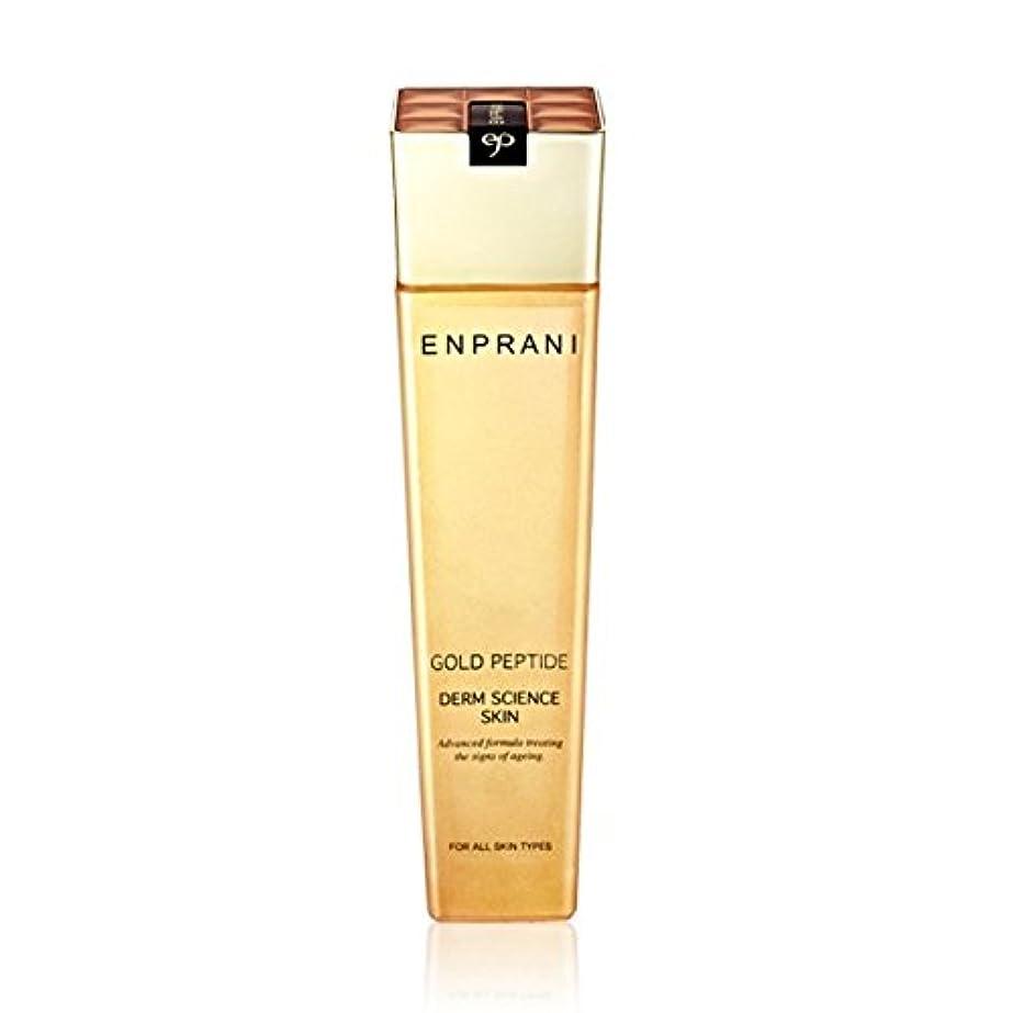 ENPRANI GOLD PEPTIDE DERM SCIENCE SKIN 150ml / エンプラニ ゴールド ペプチド ダム サイエンス スキン 150ml [並行輸入品]