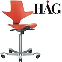 Strange Hag Capisco Puls 8010 Office Chair Red Order Now Cdoifria Onthecornerstone Fun Painted Chair Ideas Images Onthecornerstoneorg