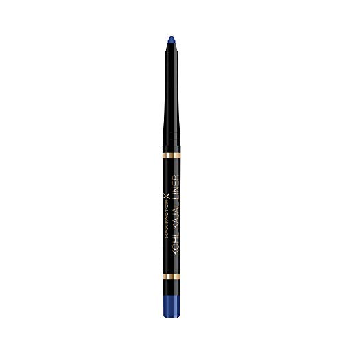 Max Factor, Delineador de ojos (Tono: 002 Azure, Gama Azules) - 5...