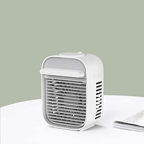 Desktop Air Conditioner Fan Cooler, Portable USB Household Air Conditioner Fan, Used in Office, Dormitory, Bedroom