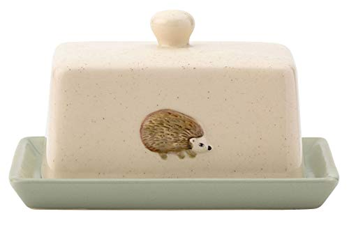 English Tableware Company Edale Butter Dish Hedgehog