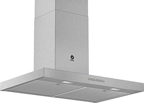Balay 3BC077EX - Campana (720 m³/h, Canalizado/Recirculación, A, A, B, 65 dB)