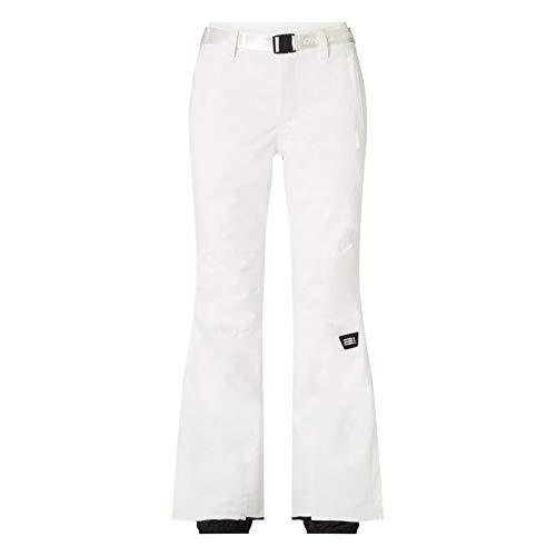 O'NEILL PW Star Insulated Pants Pantalon Esqui Mujer, Powder White, XS