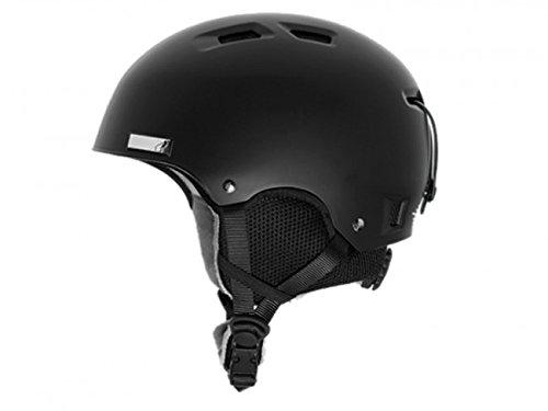 K2 Skis Herren Helm Skihelm Verdict, Black, Taille L-XL (59-62 cm)