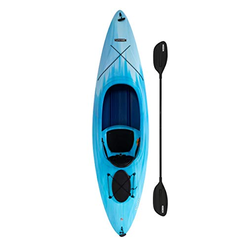 Lifetime Cruze 100 Sit-in Kayak, Sky Fusion, 10-Foot