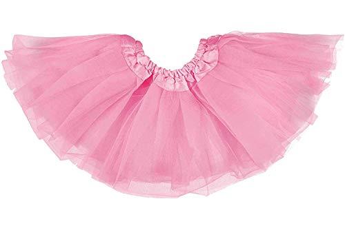 Dancina Toddler Tutu Princess Dressup Costume 6-24 Months Bubblegum Pink