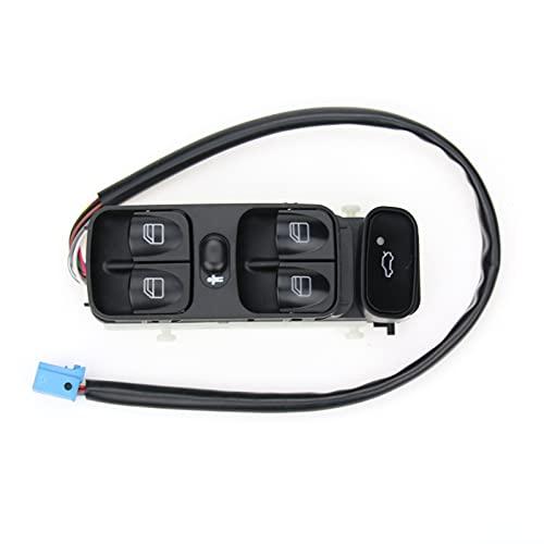 Interruptor de Ventana eléctrica, para Mercedes Benz W203 / C-Class C320 C230 C220 C280 C240 C270 C32 AMG C55 A2038210679/2038200110