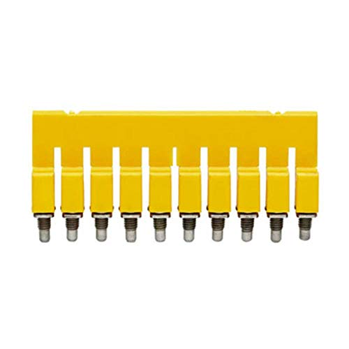 Best Price Square Jumper BAR, 10WAY WQV2.5/10 Pack of 5 by WEIDMULLER