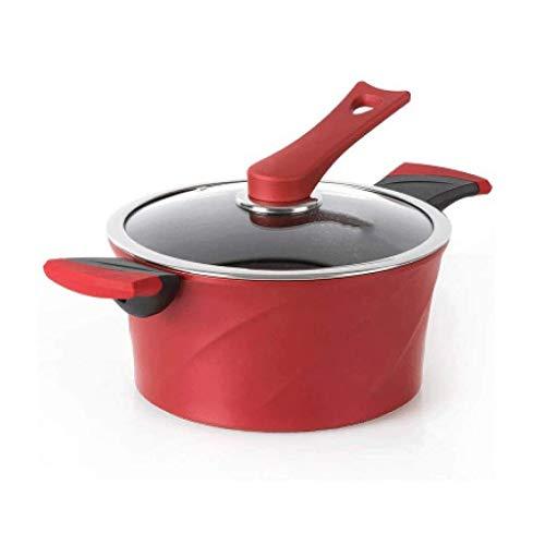 Materiales de primera clase, mano de obra exquisit La olla de sopa que no es de palo, la olla de sopa de piedra de maifan resistente al calor, con tapa, se puede usar en la cocina de la cocina de la c