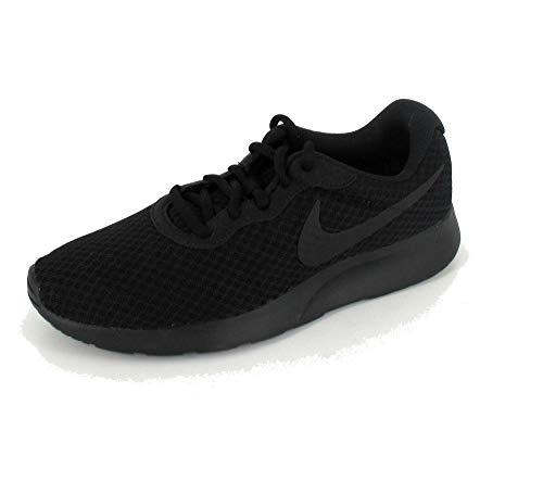 Nike Tanjun - Scarpe da corsa da uomo, colore grigio, Nero (Nero/antracite), 40 EU