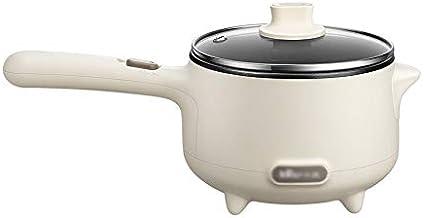Diaod Cuisinière électrique Multifonction Accueil des étudiants Dortoir de Cuisson Pot Noodle Petit Pot électrique Wok 1-2...