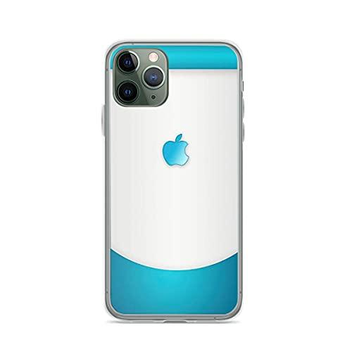 iBook G3 Clamshell-A P P L E Compatible with iPhon Se Compatible con Cajas del Teléfono Cover iPhone 12/11 Pro MAX 12 Mini SE X/XS MAX XR 8 7 6 6s Plus Funda