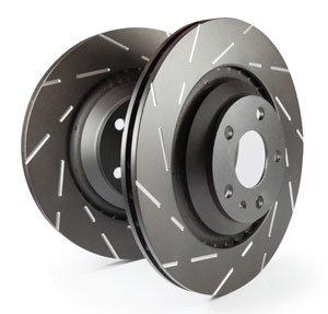 Black Dash-Disc<br>298x14mm / Höhe: 70mm / Lochzahl: 5 / unbelüftet / verbaut: vorne, hinten