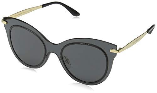 Dolce & Gabbana heren 0Dg4223 282683 55 zonnebril, bruin (Havana/Polar Brown)