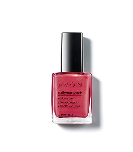 AVON TRUE COLOR Pro+ Nagellack, Royal Himbeerrot, 36 g