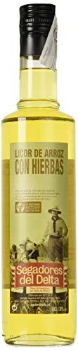 Segadors Del Delta Licor de Arroz con Hierbas - 500 ml
