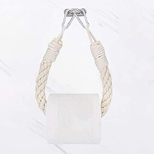 Top 10 best selling list for white rope toilet paper holder