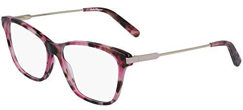 SALVATORE FERRAGAMO Gafas de Vista SF2851 Purple Havana 54/14/140 mujer